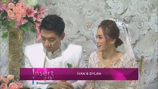 Ivan Seventeen dan Dylan Sahara Resmi Menikah
