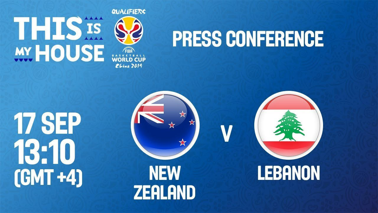 New Zealand v Lebanon boxscore - FIBA Basketball World Cup