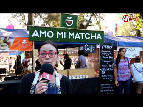 AMO MI MATCHA en Burzaco Matsuri 2017