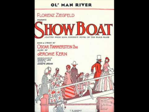 "Jerome Kern - Overture (From ""Show Boat"")"