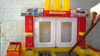 McDonald's Drive Through Toy