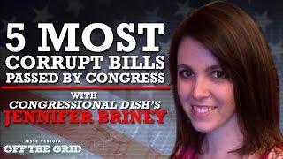 Jesse Ventura: 5 Most Corrupt Bills Passed by Congress With Jennifer Briney | Off The Grid - Ora TV