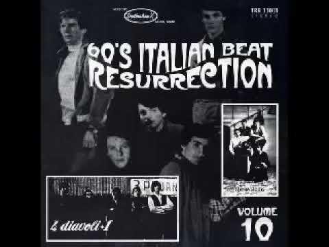 Various – 60's Italian Beat Resurrection! Volume 10 ! Psych,Acid,Garage,Shake Pop Music Compilation