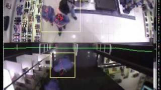 zliczanie obiektów - kamera wizyjna