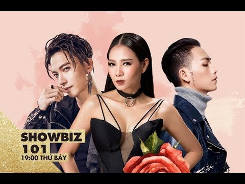 Thu Minh, S.T 365 bùng nổ lại La Rose fashion show | Showbiz 101 | VIEW TV-VTC8