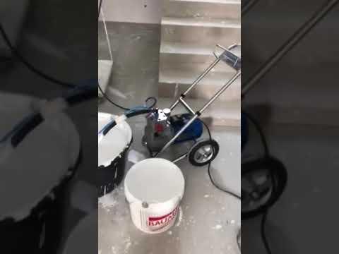 Pompa zugravit airless