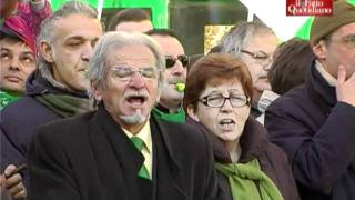 Reggio emilia, lega ed estrema destra contestano monti