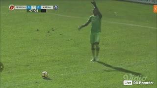 Live streaming PERSERU SERUI vs AREMA FC, Babak ke 1