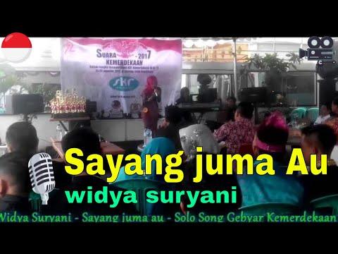 Sayang juma au ( Lagu Daerah Sumut ) - widya Suryani