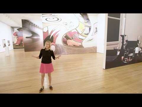 Louise Lawler | HOW TO SEE the artist with MoMA curator Roxana Marcoci
