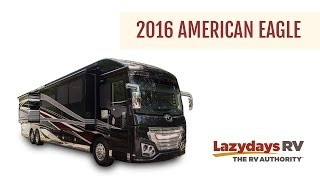 2016 American Coach Eagle Video from Lazydays