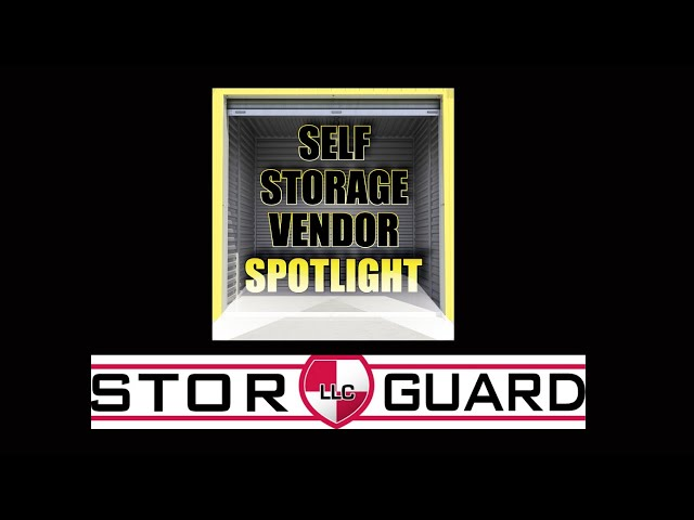 Self Storage Vendor Spotlight: Stor-Guard