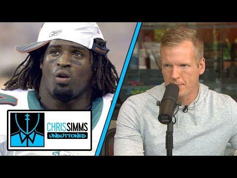 Ricky Williams A HOFer If Marijuana Were Allowed In NFL?   Chris Simms Unbuttoned   NBC Sports