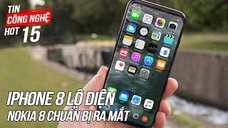 Thiết kế hoàn hảo của iPhone 8 đã được xác nhận, Galaxy C10 xuất hiện  | Tin Công Nghệ Hot Số 15
