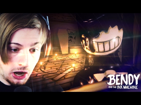 Thumbnail: DISNEY GONE HELLO NEIGHBOR. WOW || Bendy And the Ink machine