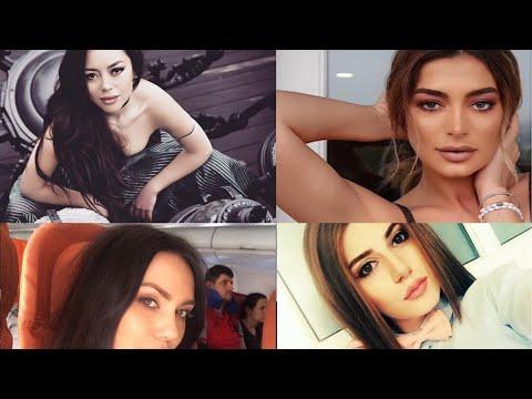 Հայ Աստղերն Առանց Շպարի և Շպարով // Armenian Stars With Makeup & No Makeup