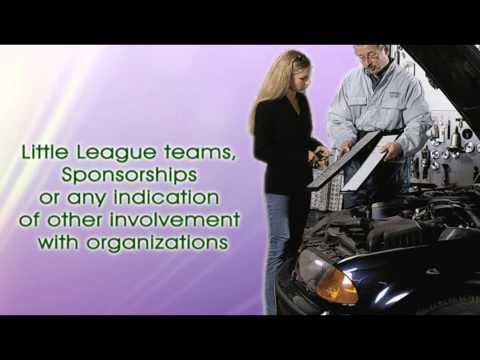Auto Repair Shop Advertising Ideas