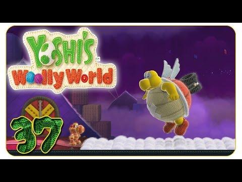 99 Luftballons... #37 Yoshi's Woolly World - Let's Play