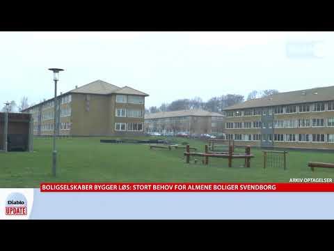 Diablo Update - Boligselskaber bygger løs Stort behov for almene boliger Svendborg