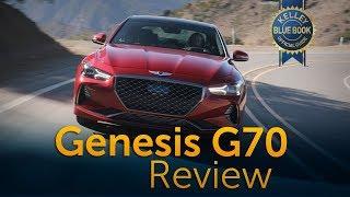2019 Genesis G70 - Review & Road Test