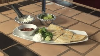 Cheese-mango Quesadilla Recipe : Southwestern Cooking