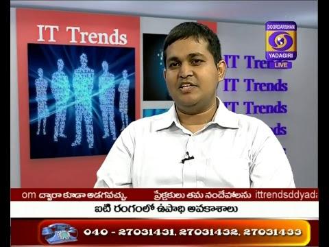 IT Trends - Job Opportunities in IT Dt:07/10/2017