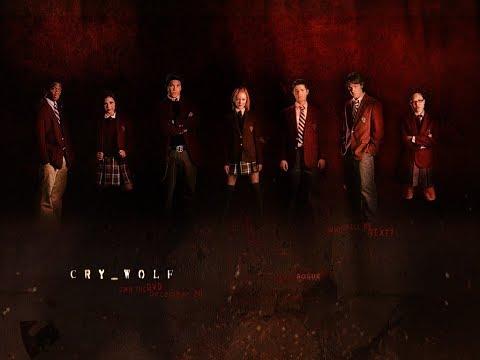 Cry_Wolf 2005 cz film Horor Thriller Mysteriózní  Drama