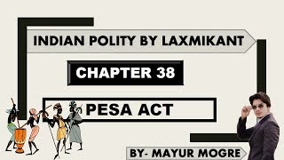 Polity- PESA Act 1996- Provisions of the Panchayats (Extension to Scheduled Areas) Act,Extension Act