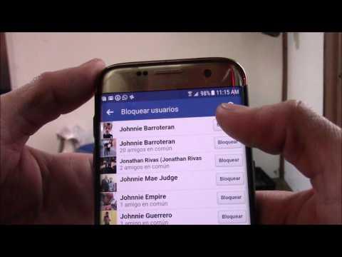 Cómo Bloquear A Una Persona De Facebook Y Messenger 2017