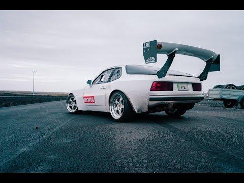 Porsche 944 LS Turbo | AFS Media (4K)
