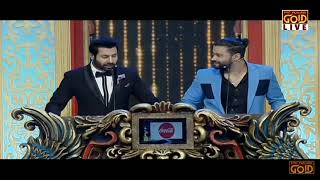 NINJA #PARMISH_VERMA PTC film awards 2018//Punjabi singer NINJA latest updates