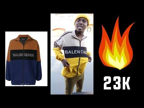 Dj Coach Flexing 23k Sweater