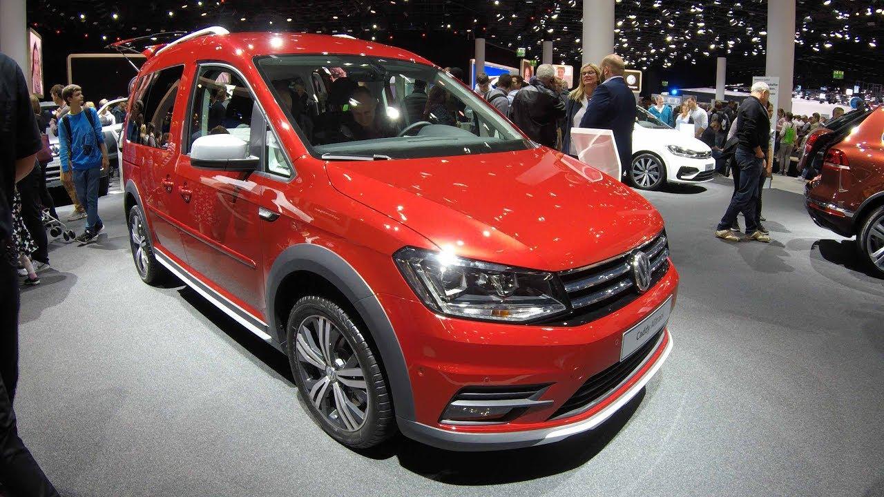 volkswagen vw caddy alltrack 4x4 new model walkaround. Black Bedroom Furniture Sets. Home Design Ideas