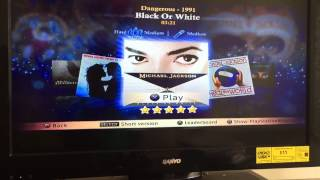 Michael Jackson The Experience Song List