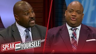 Jason Whitlock and Marcellus Wiley