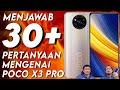 30+ Pertanyaan Poco X3 Pro: Smartphone Murah, 3 Jutaan Terkencang + Lengkap