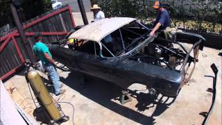Knuckleheads build a race car