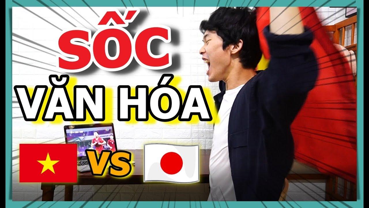 Những điều khác biệt trong văn hoá giữa Việt – Nhật – 日本VSベトナム 文化の違い!