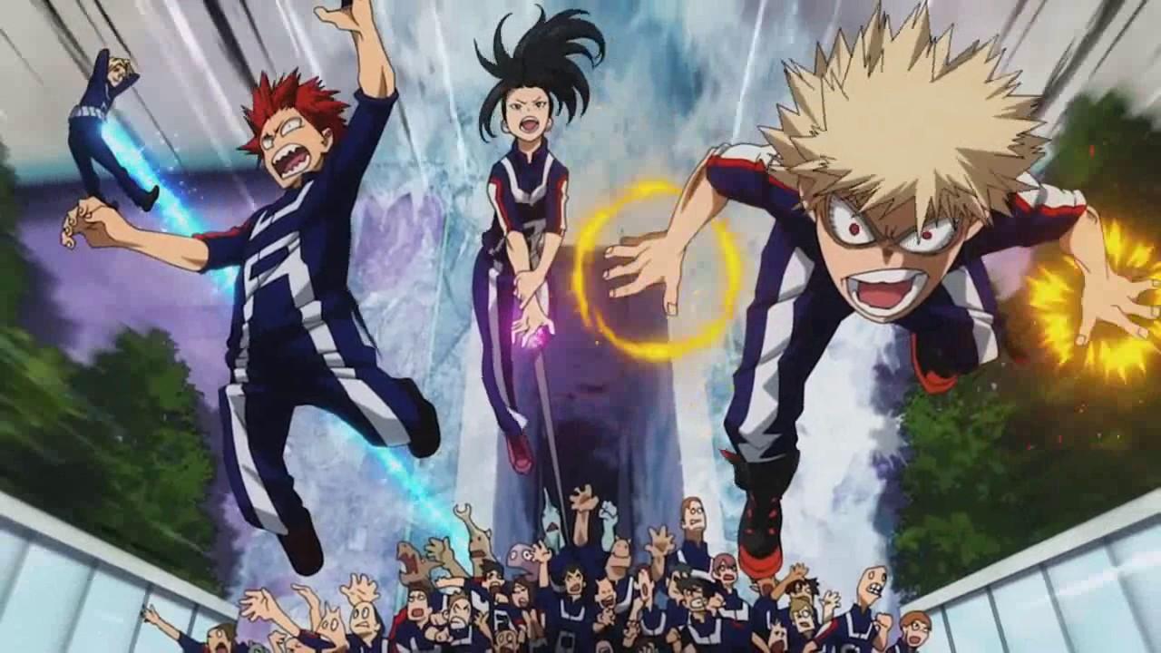 Boku No Hero Academia Stream Season 2