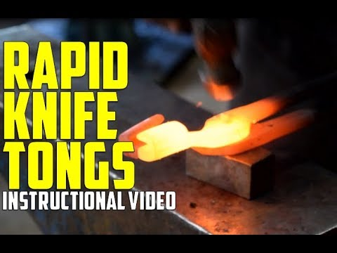 Rapid Knife Tongs Instructional Video