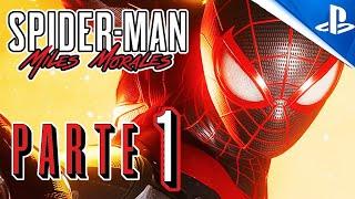 Vídeo Spider-Man: Miles Morales