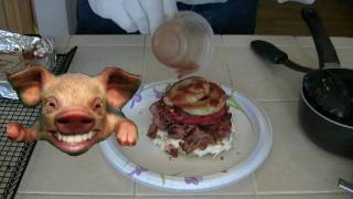 Smokingpit.com - The Ultimate Pulled Pork Sandwich - Smoked On Yoder Ys640