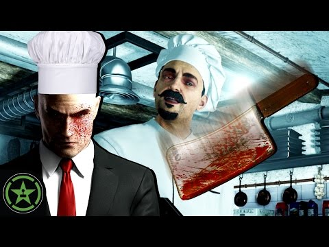 Let's Watch - Hitman Elusive Target: Chef