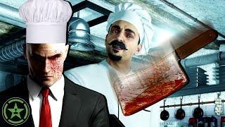 Let's Watch - Hitman Elusive Target: Chef