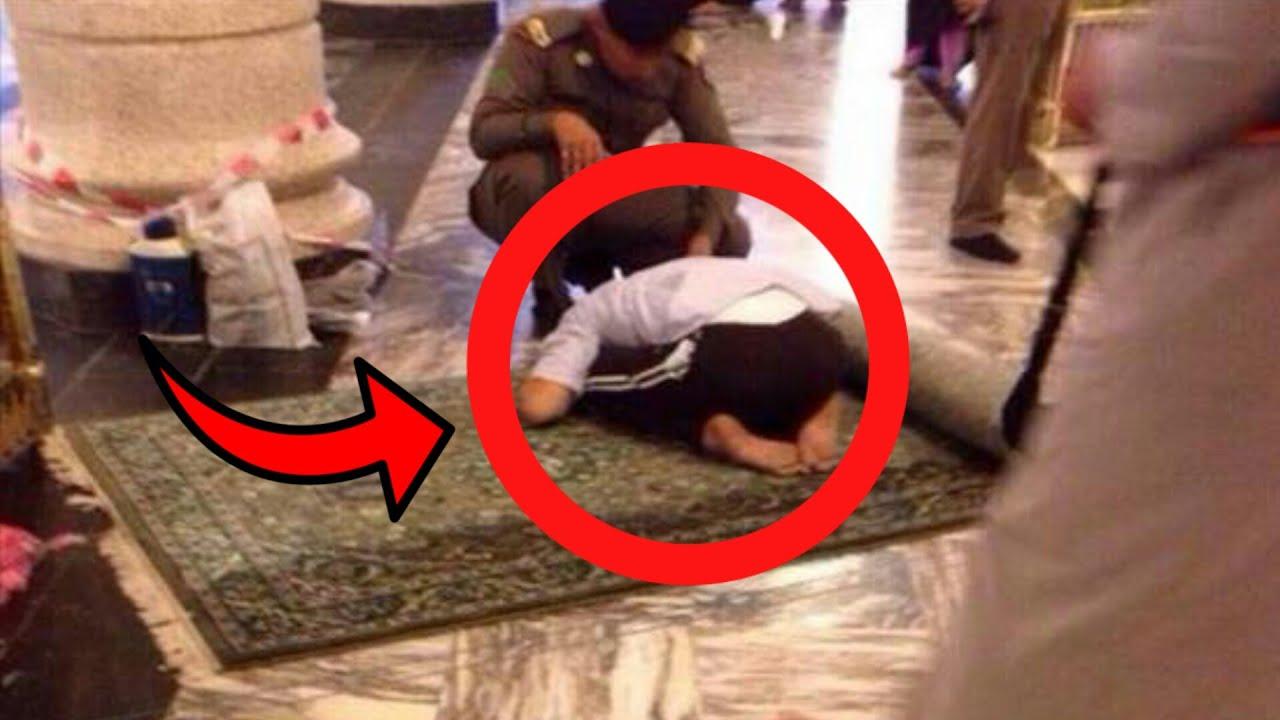 هذا الذي حدث في الحرم المكي اليوم   شاهد المفاجئة !! #قلبي_اطمأن