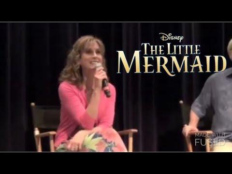 Jodi Benson singing as Ariel from The Little Mermaid