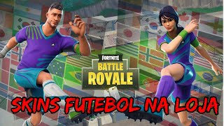 FORTNITE CUSTOMS WITH SUBSCRIBERS//SOCCER SKINS IN THE STORE