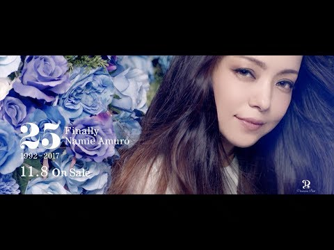 安室奈美恵 / Best Album「Finally」TEASER TV-SPOT③