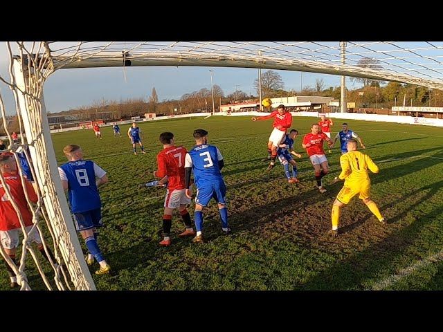 Bristol Manor Farm 2-1 Bideford (18/01/2020)