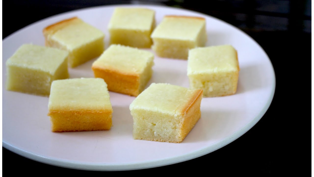 How to Make EASY Butter Mochi - Soft Buttery Chewy Recipe ...